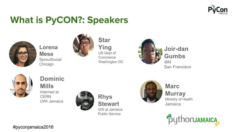 PyCon Jamaica 2016 Speakers.jpg